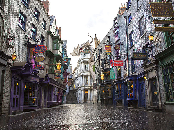 diagon alley 6001