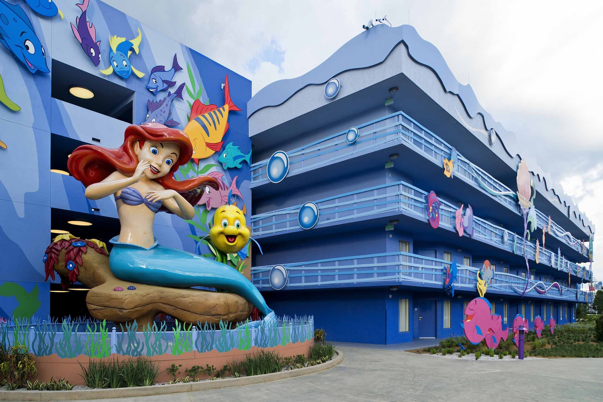 animation resort