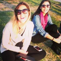 Fernanda e Thais